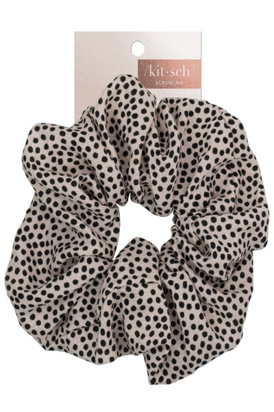 Dot Brunch Scrunchie