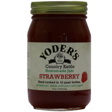 18oz (Pint) Yoder's Strawberry Jam