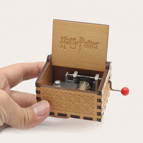 Hot Sale Harry Potter Music Box