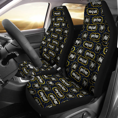 New hp Car Seat Cover