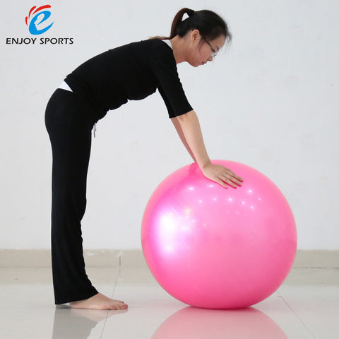 Multi-Use Burstproof PVC Exercise Yoga Ball