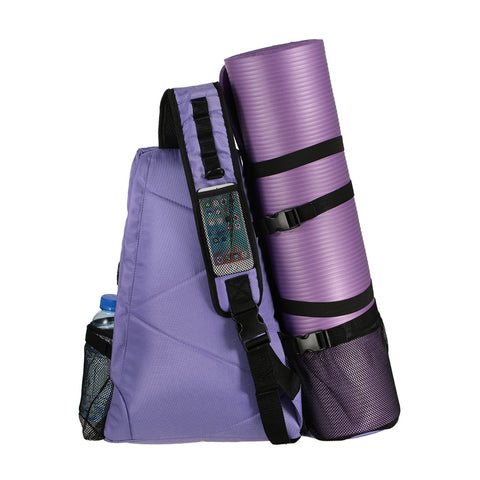 Yoga Sling Backpack Crossbody Bag  30L