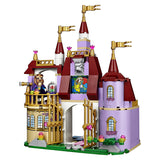New Arrival 2017 Beauty And The Beast Castle with 379 Pcs
