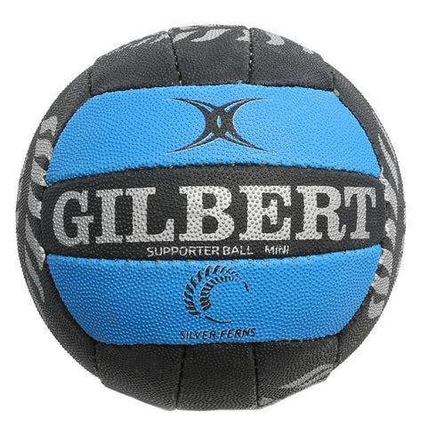 Silver Ferns Supporter Ball -Mini