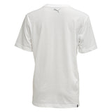 Puma Silver Ferns Junior Fan T-Shirt (White)