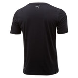 Puma Silver Ferns Junior Fan T-Shirt (Black)