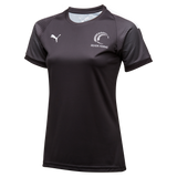Puma Silver Ferns Training Jersey Black/White