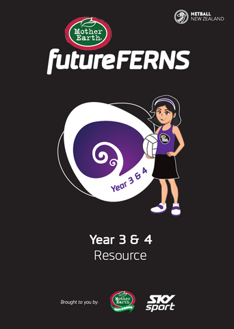 Mother Earth futureFERNS Year 3 & 4 Resources