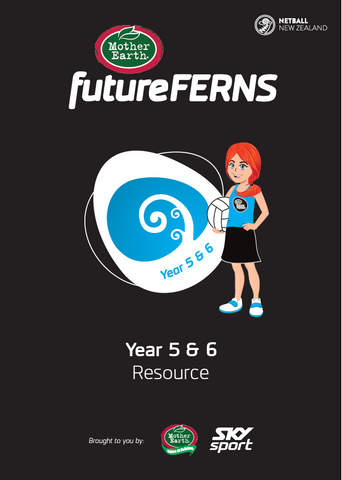 Mother Earth futureFERNS Year 5 & 6 Resources