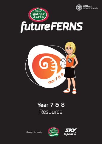 Mother Earth futureFERNS Year 7 & 8 Resources