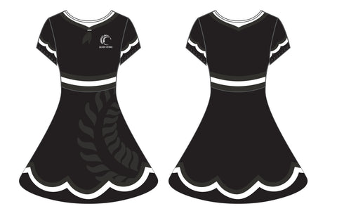 Silver Ferns Lolliboli Kids Dress