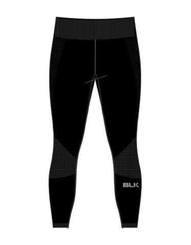 BLK Motion 3/4 Tights - Black