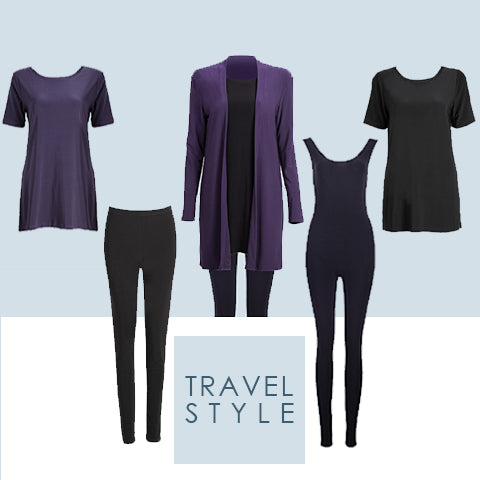 Travel Clothes - Women's Clothing - ROSARINI