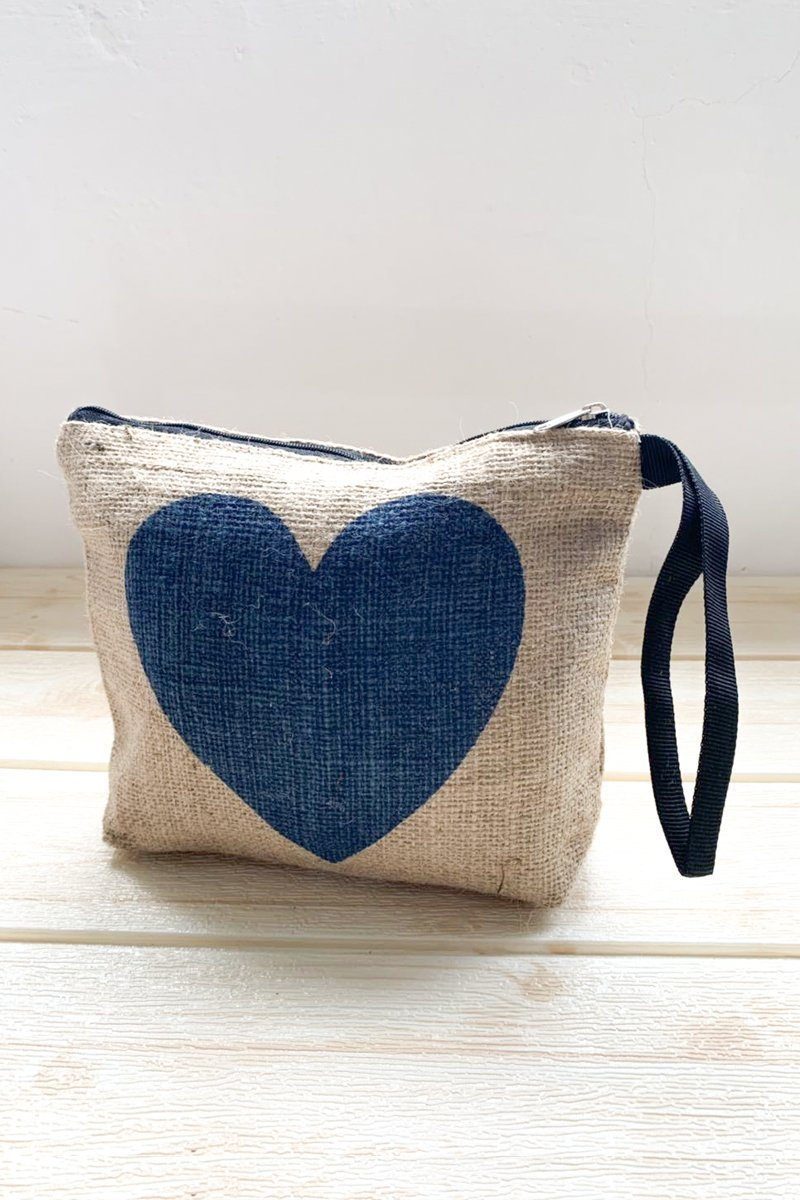 Heart Pouch - Women's Clothing -ROSARINI