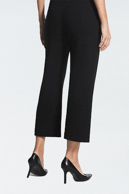 ROSARINI Black Capri Pants