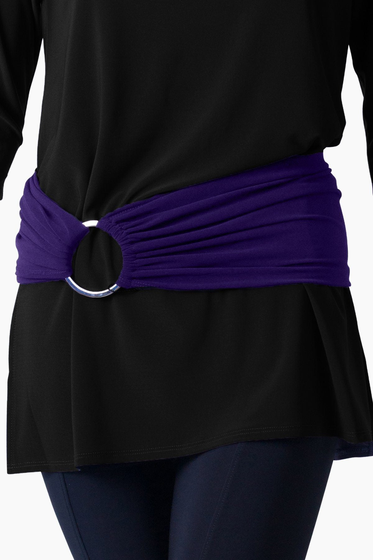 Ring Belt - Women's Clothing -ROSARINI