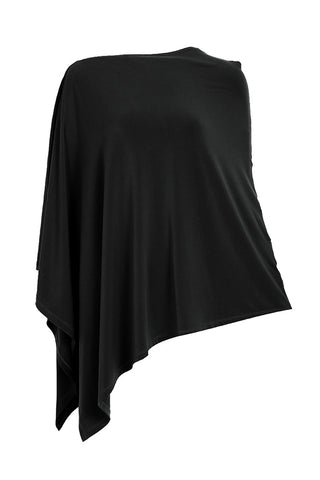 Hi Low Tunic with Side Splits (Plus Size)