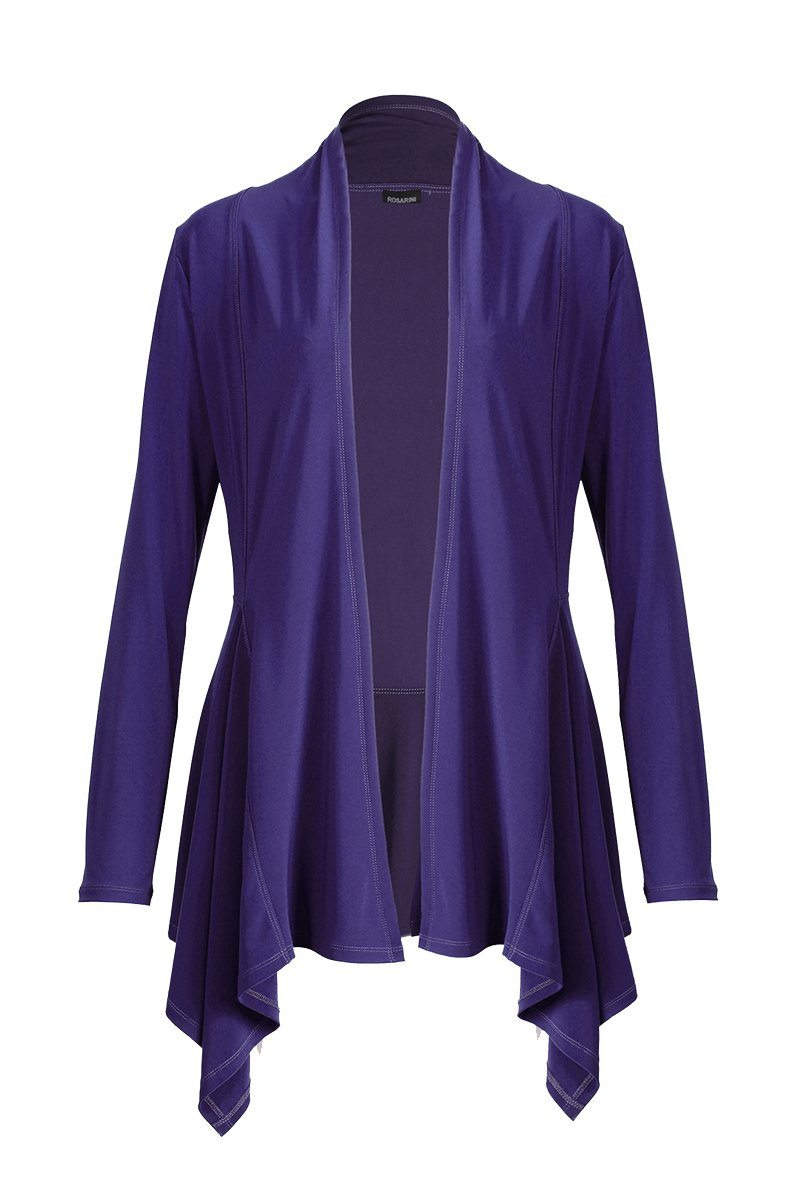 Long Edge Cardigan - Women's Clothing -ROSARINI