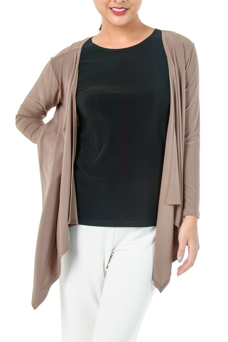 Women's Layering Long Sleeve Cardigan Rosarini