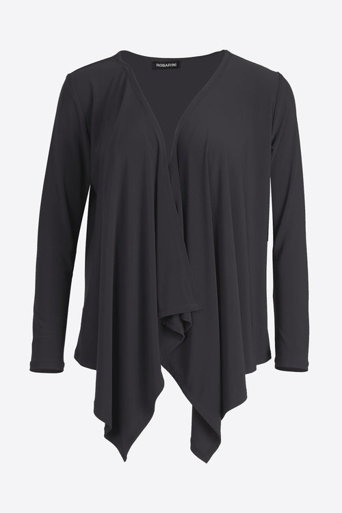 Layering Cardigan (Plus Size) - Women's Clothing -ROSARINI