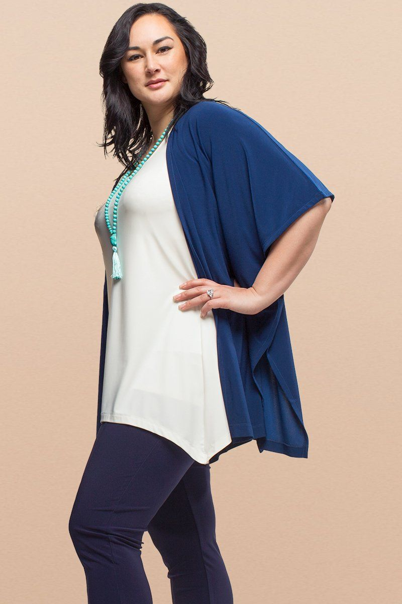 Kimino Cardigan - Women's Clothing -ROSARINI