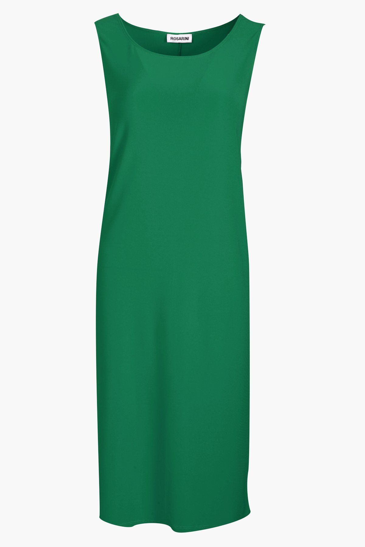 Sleeveless Shift Dress jade