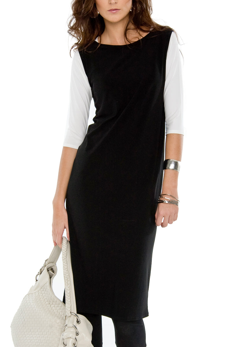 Chick Black Shift Dress