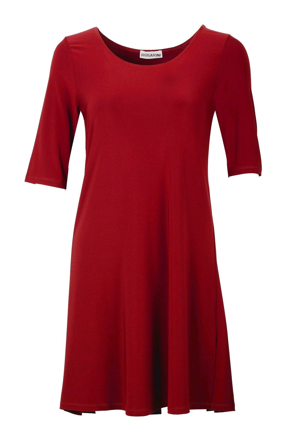 Women Red A-Line Dress