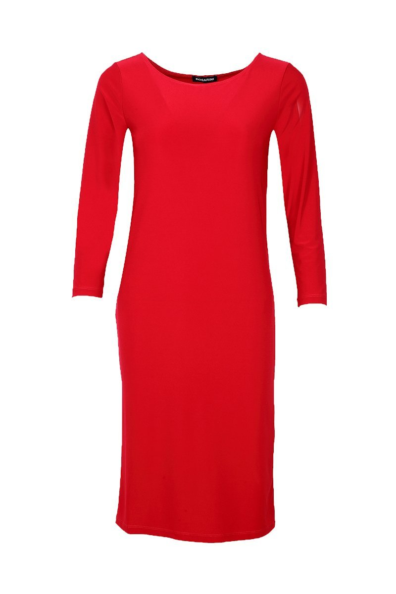 Ms Parker Dress Red