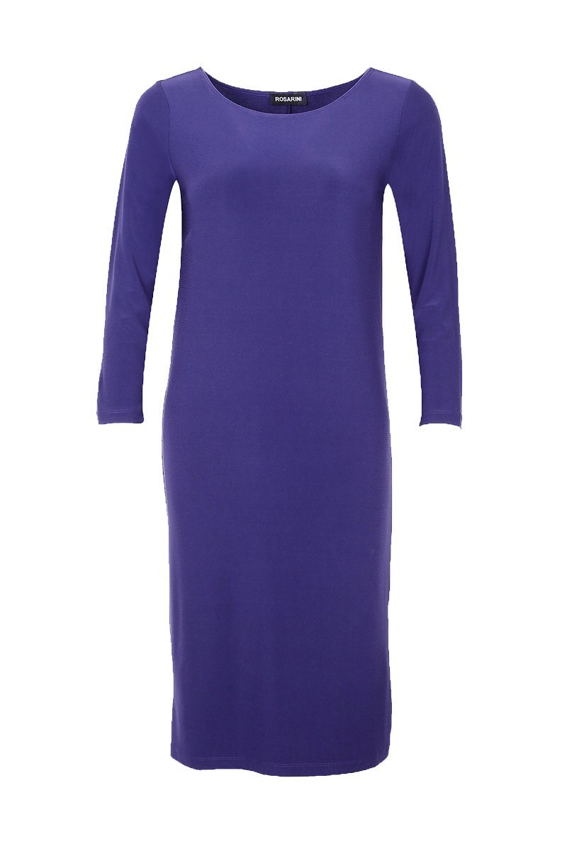 Ms Parker Dress Navy