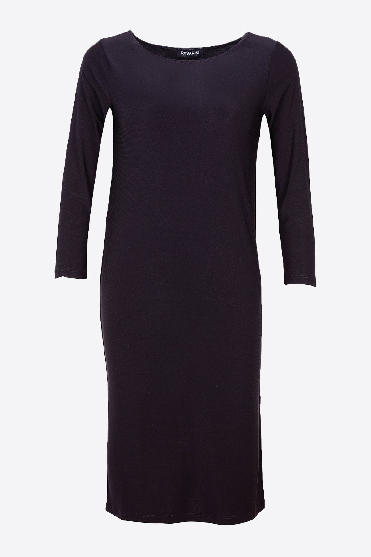 PLUS SIZE MRS PARK DRESS BLACK