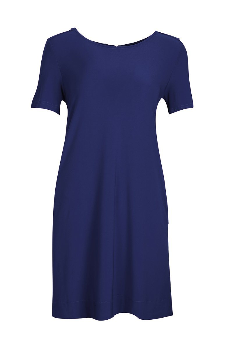 Women's Navy Siena Dress Rosarini