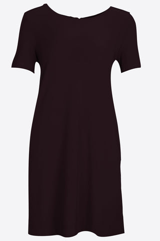 Long Shift Dress (Plus Size)
