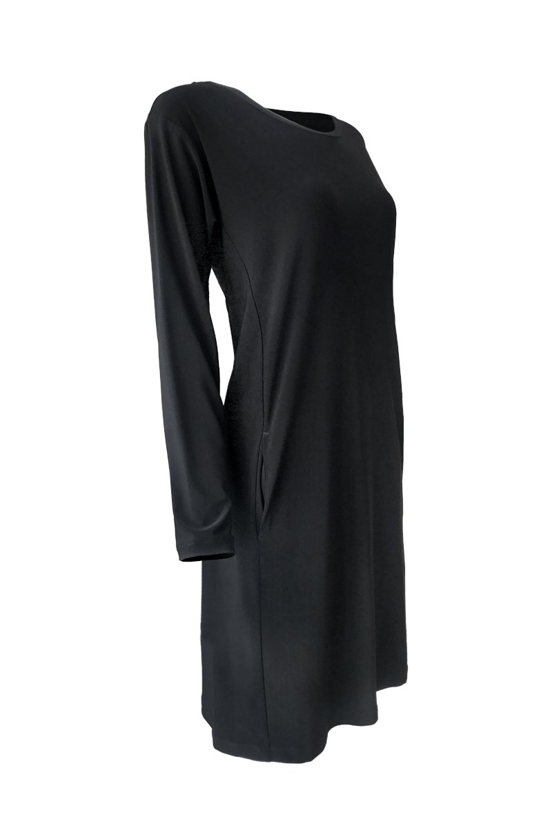 Mod Dress Black