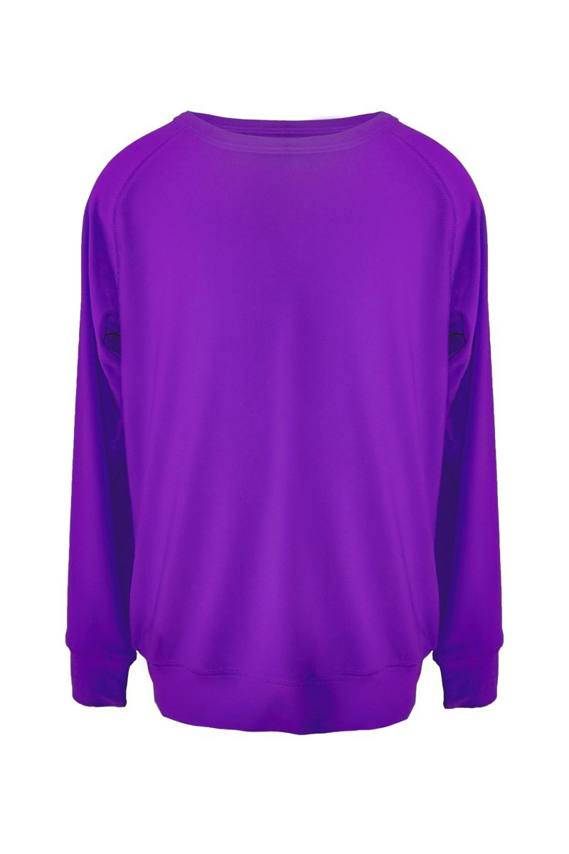 Kids Crew Neck Top - Women's Clothing -ROSARINI