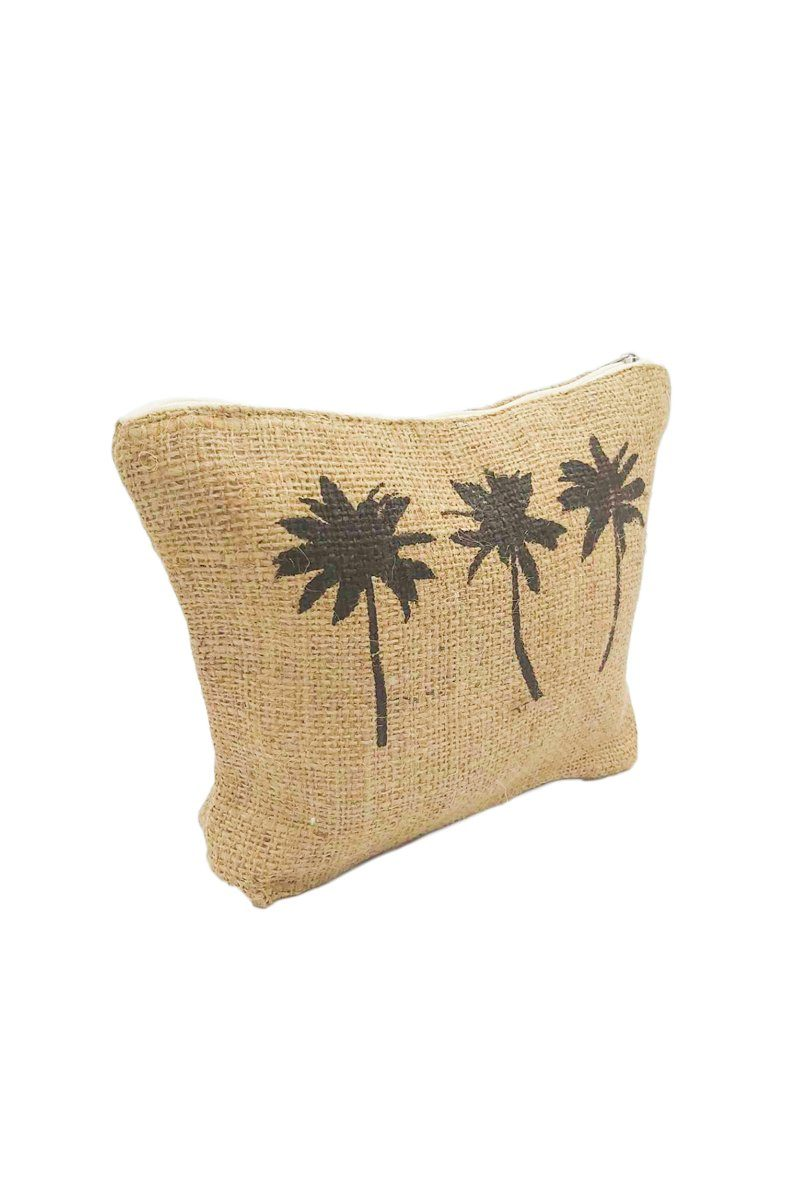 Palm Tree Pouch