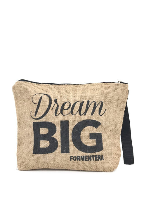 Dream Big Pouch - Women's Clothing -ROSARINI