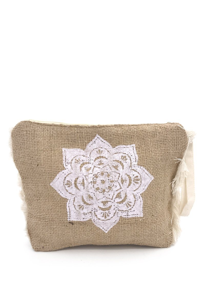 Bohemian Design Woven Pouch - Women's Clothing -ROSARINI