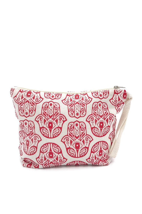 Canvas Pouch - Women's Clothing -ROSARINI