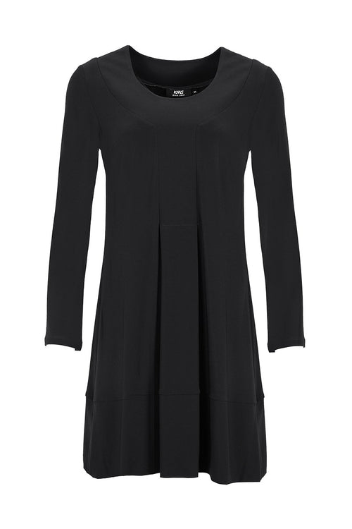 Long Tunic Top Black