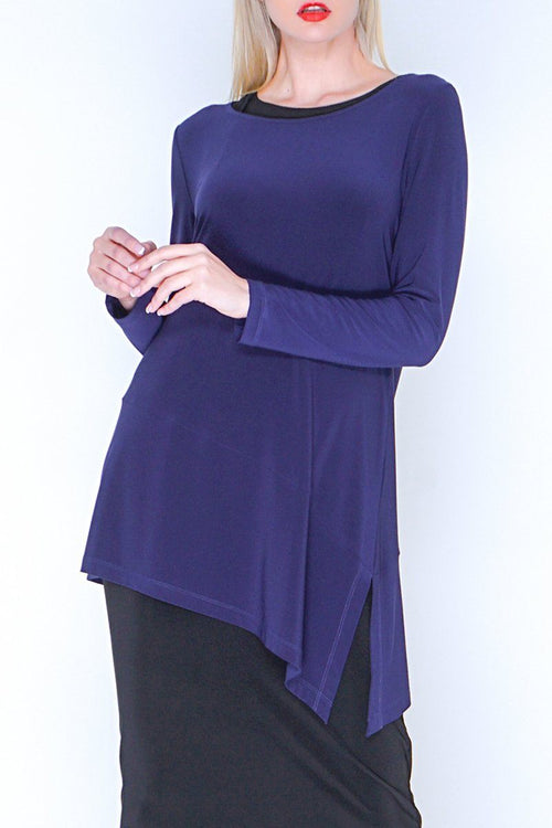 Long Asymmetric Tunic