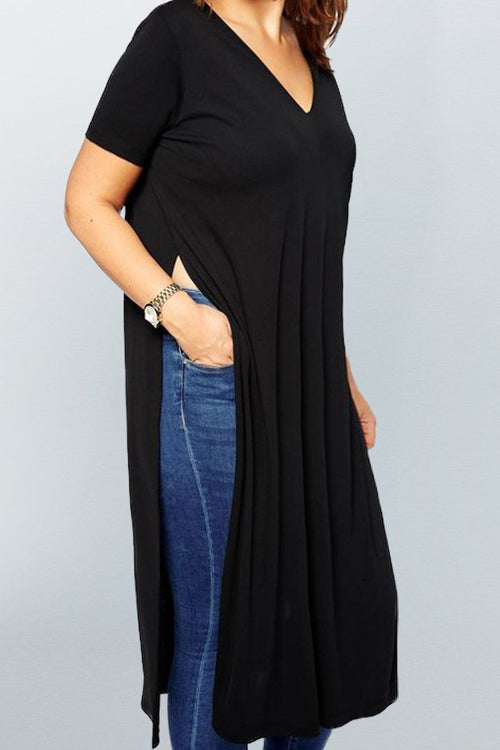 Long Tunic Side Split