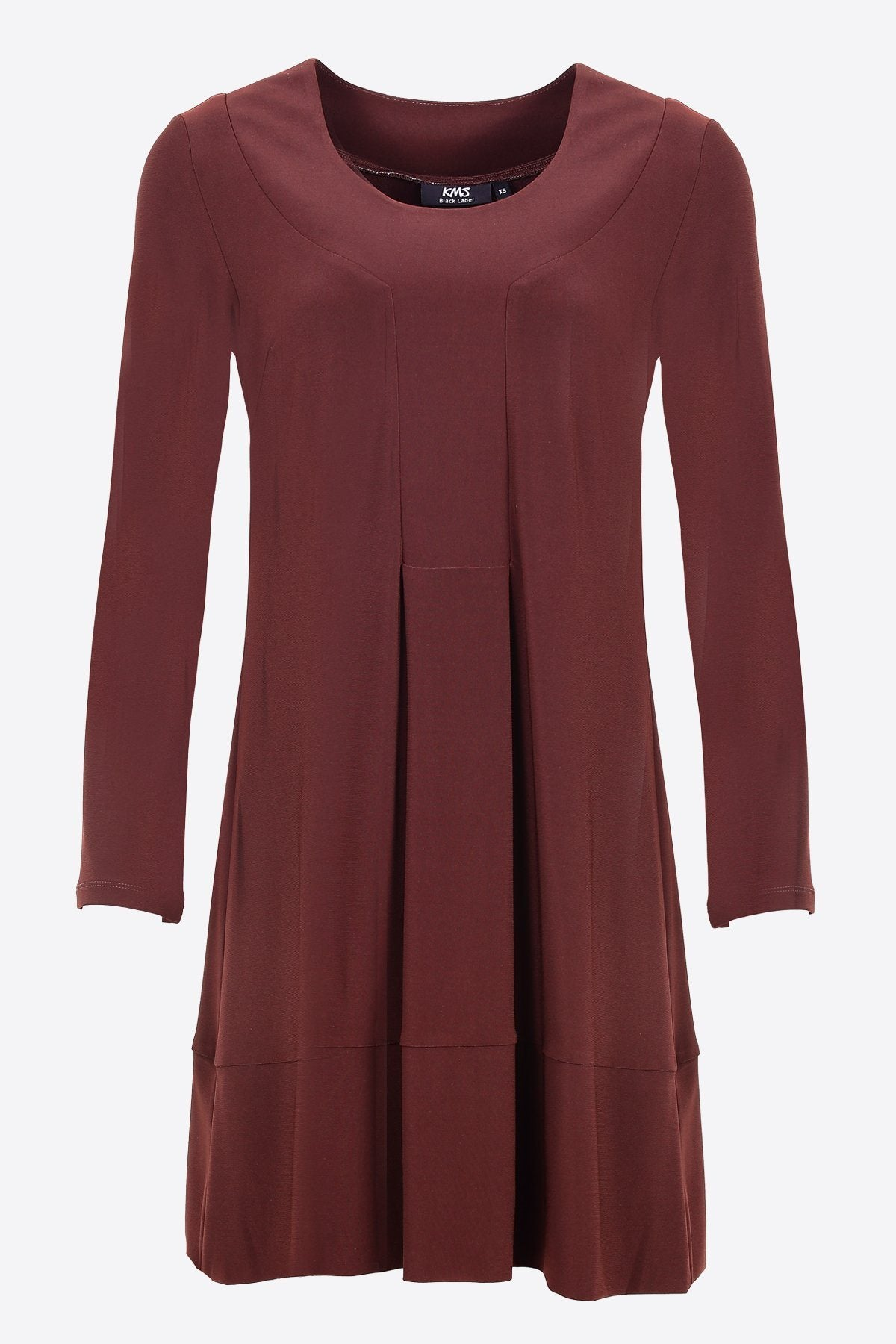 Long Tunic Top chestnut