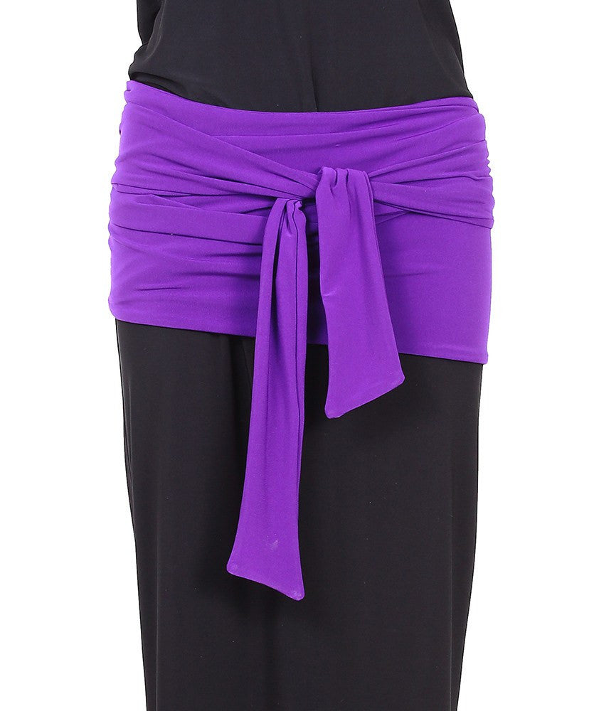 Obi Belt bright purple