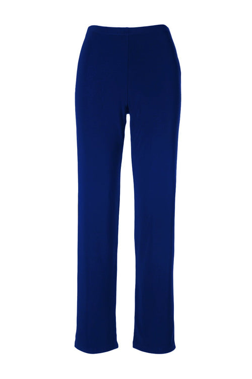 Women's Blue Basic Pants Rosarini