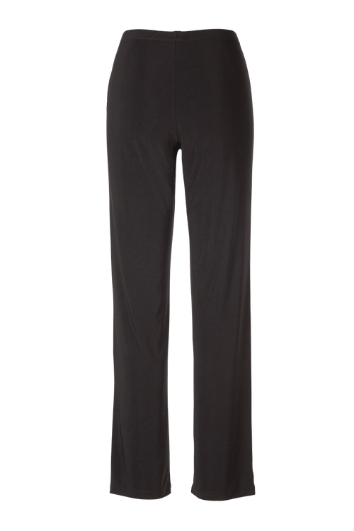 Women's Straight Trousers - Basic Pants