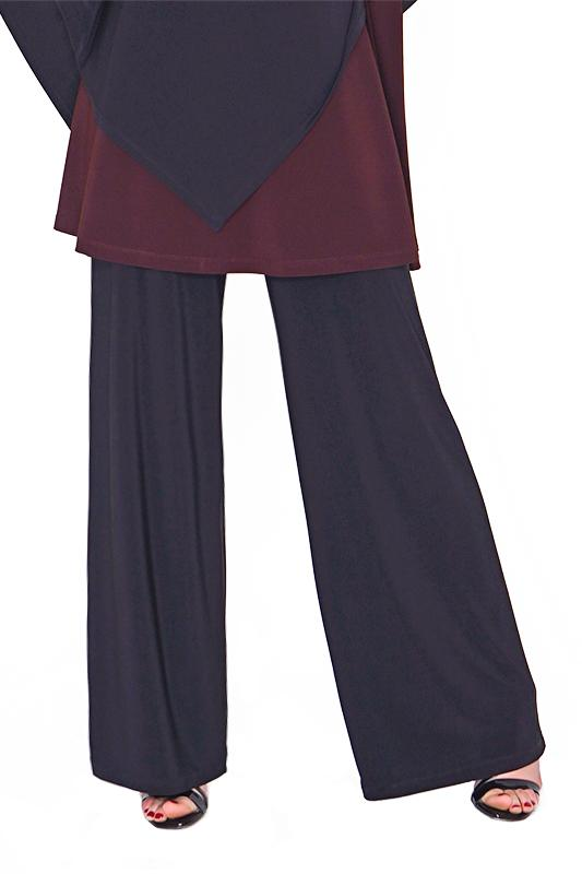 Wide Leg Pants (Plus Size)