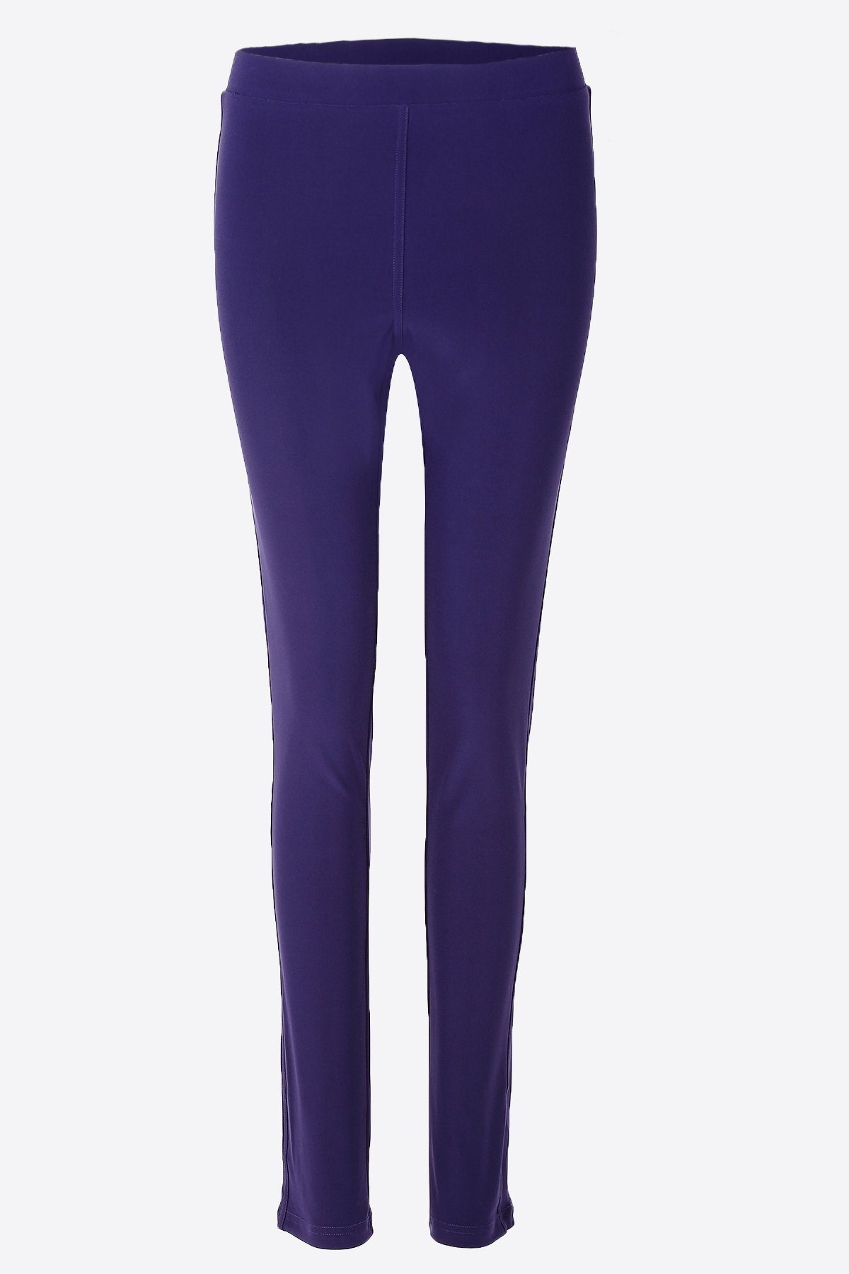Cropped Leggings - Women's Clothing -ROSARINI