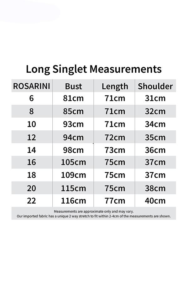 Long Singlet Measurements