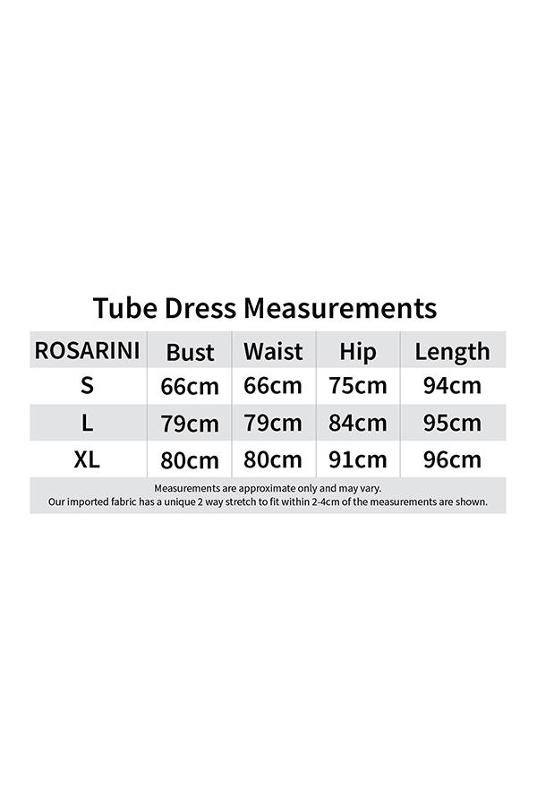 Tube Dress Size